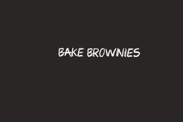 bake-brownies