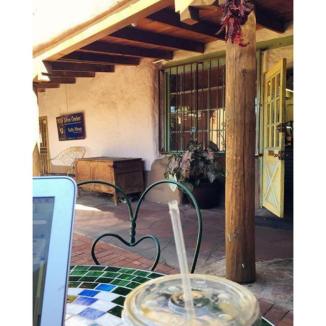 coffee shop hopping