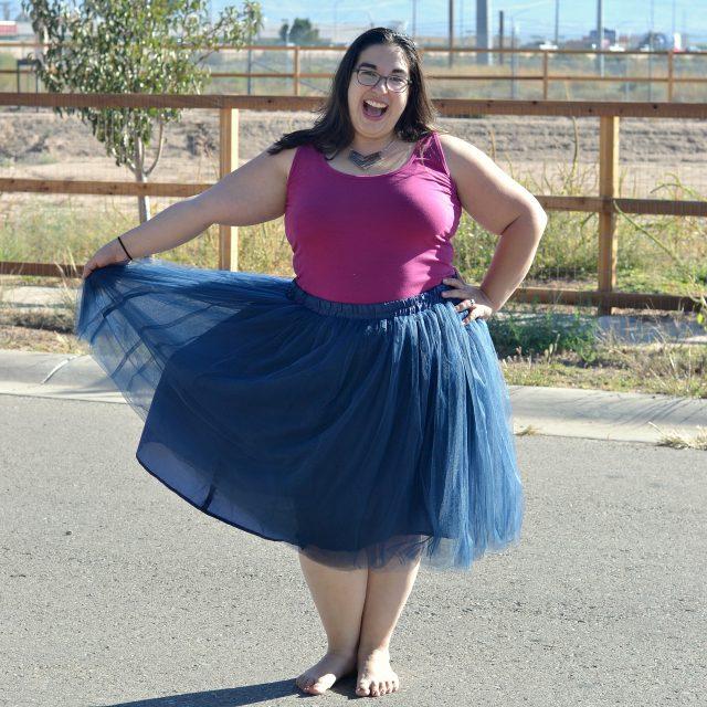 C'est Ca - Tulle Skirt