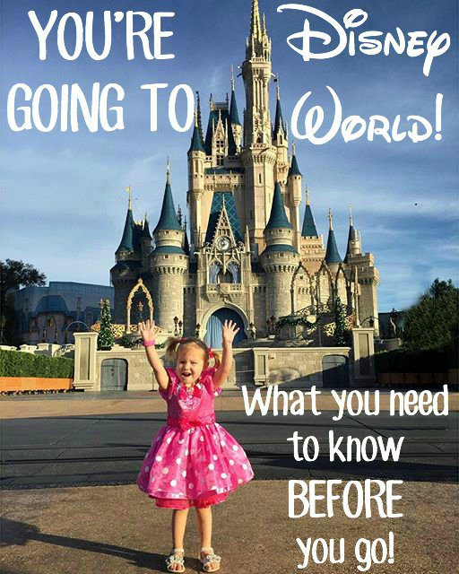 Planning a trip to Disney World and what you need to know before you go