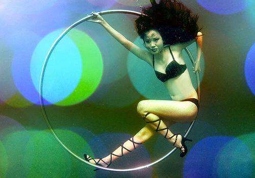 water hoopin