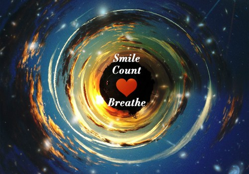 Smile Count Love Breathe