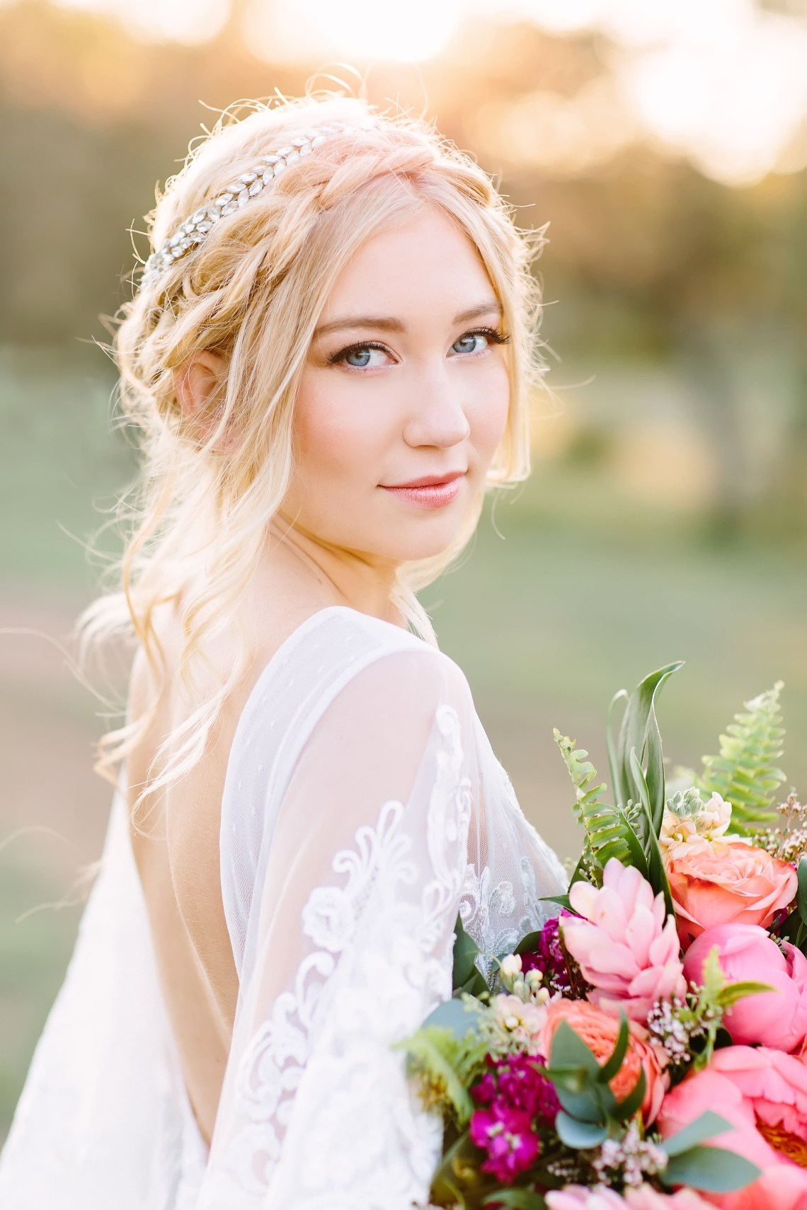 Austin wedding makeup, makeup artist, bridal makeup, boho makeup, boho wedding, austin makeup artist, texas wedding, Dripping springs, Memory Lane Event Center, wedding hair and makeup