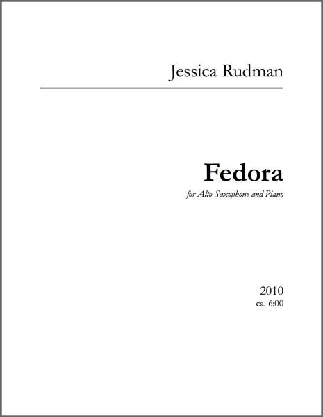 Fedora Product Image