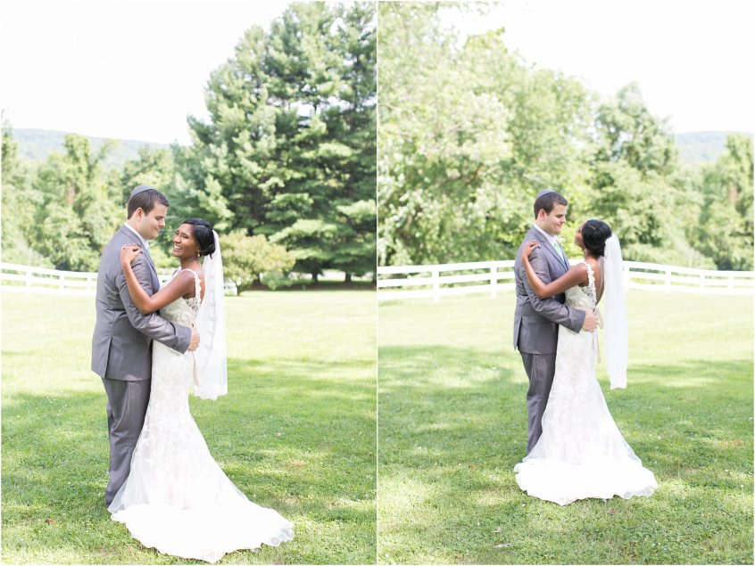 briar patch inn bed and breakfast wedding middleburg virginia wedding in the mountains romantic and candid bride and groom portrait