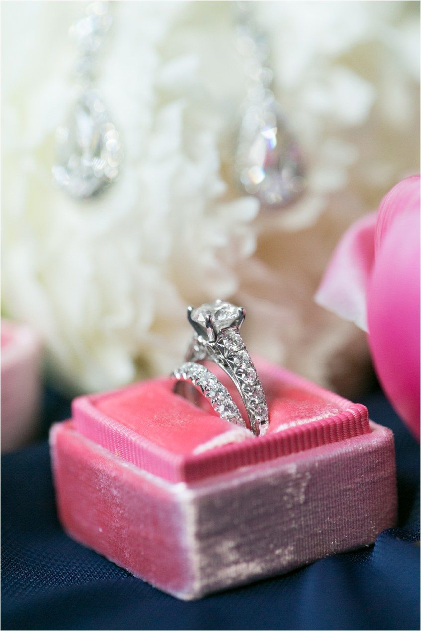 The Mrs Box wedding ring Chrysler Museum of Art Wedding Photography bridal details