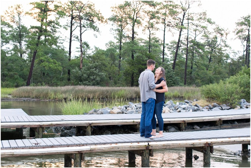 first landing state park engagement photography jessica ryan photography, jessica ryan photographer virginia beach engagement photography