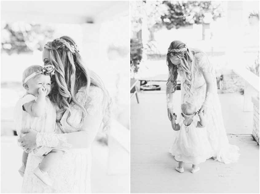 boho bride on her wedding day photography boho wedding at The Tar Roof virginia beach wedding photography jessica ryan photography