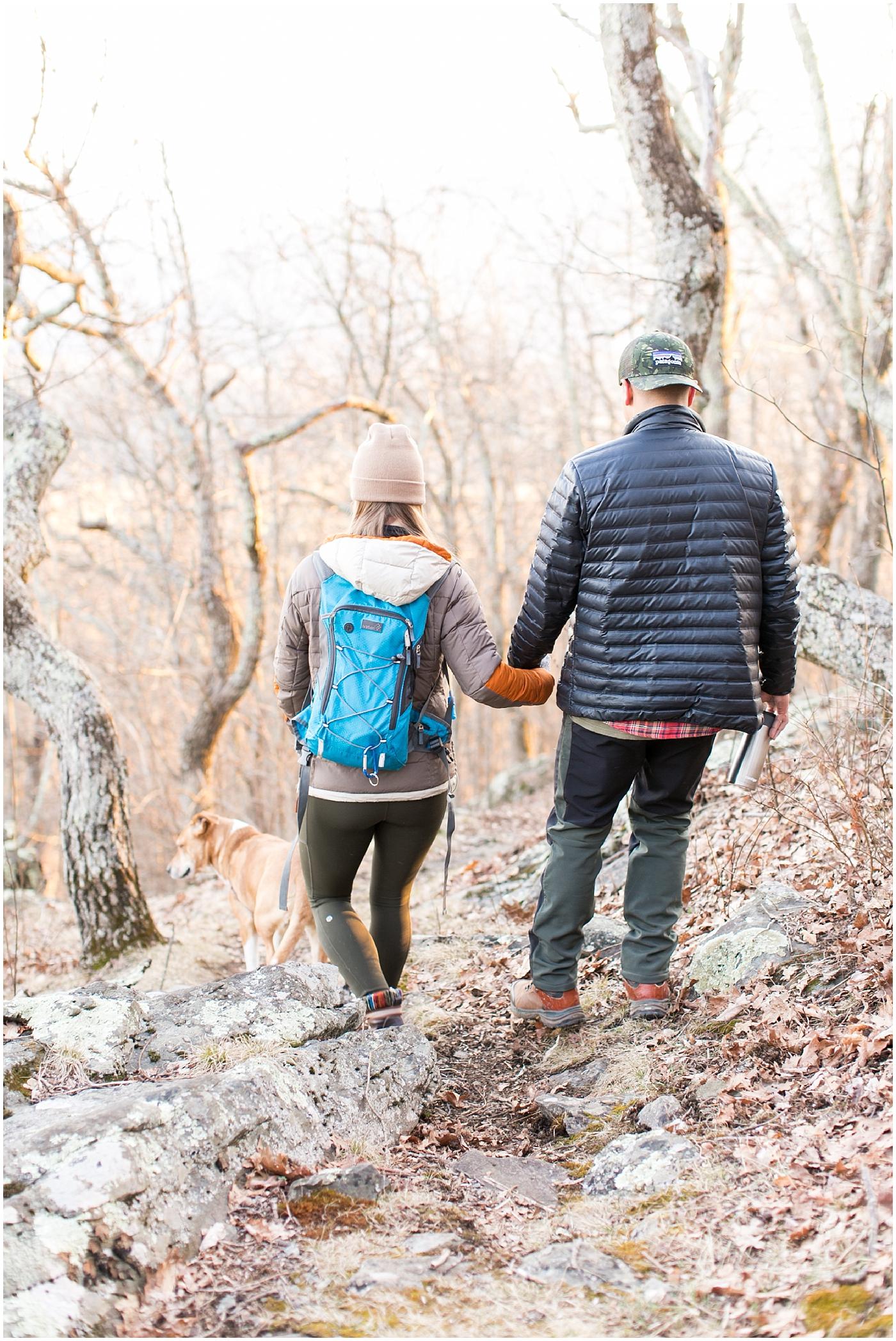 adventure sessions, wintergreen resort photography, adventurous couple, jessica ryan photography