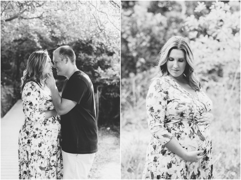 virginia beach oceanfront maternity portraits