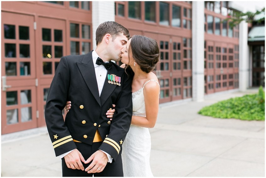 musuem of contemporary art wedding, MOCA wedding, virginia beach wedding bride and groom portraits