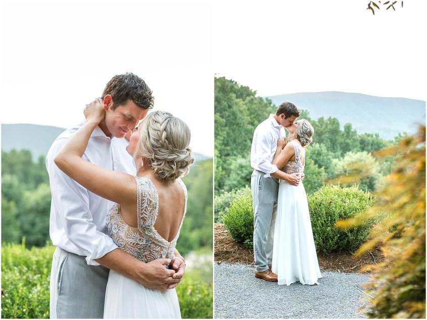 house mountain inn wedding lexington Virginia, bride and groom photography, blue ridge mountains wedding