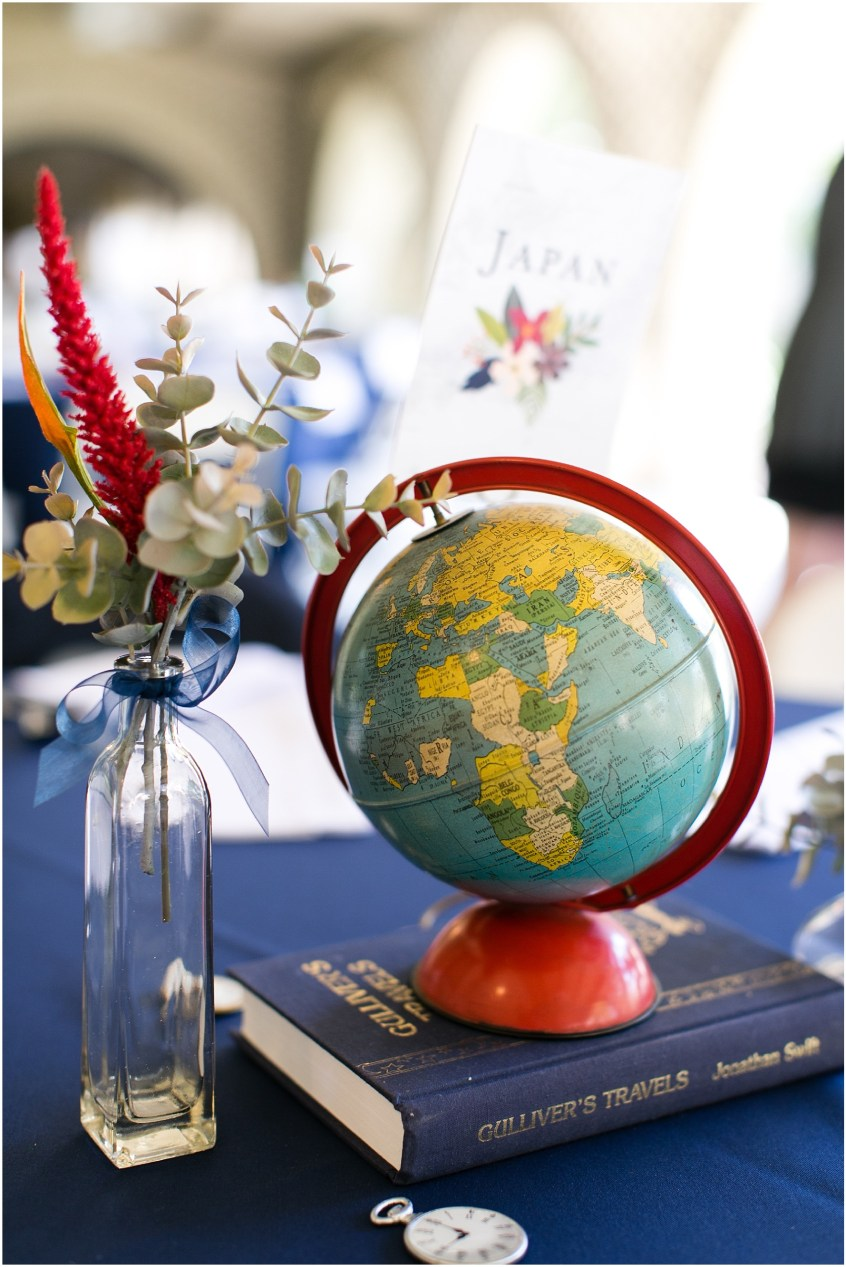 world traveling couple, travel wedding details, afternoon wedding at the Mariner's Museum Wedding