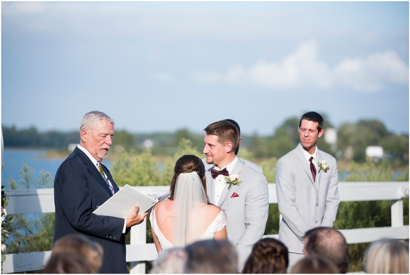 Planter's Club Wedding, Suffolk Virginia, southern wedding, wedding ceremony