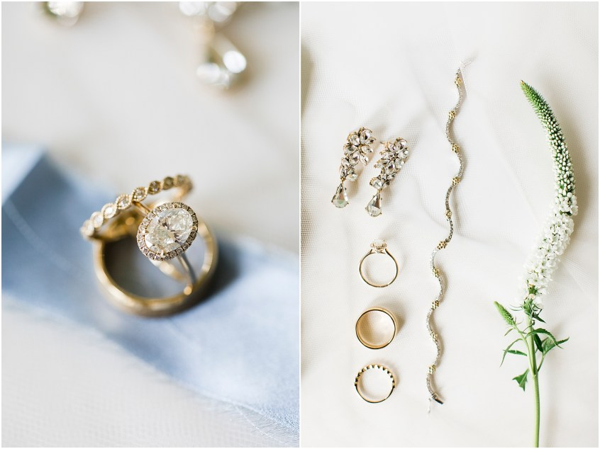 spring wedding at the hermitage museum and gardens, Jessica Ryan photography, wedding rings