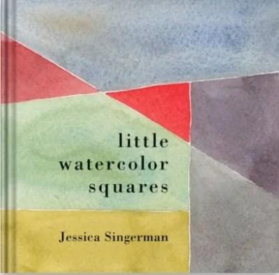 Little Watercolor Squares