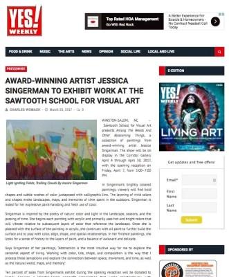 jessica singerman news yes weekly