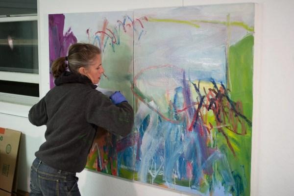 Jessica Singerman painting