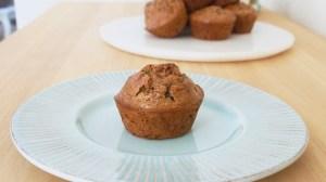Easy Gluten Free Chocolate Chip Zucchini Muffins