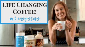 Coffee with Coconut Oil – Life Changing Coffee!