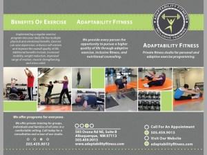 Adaptability Fitness