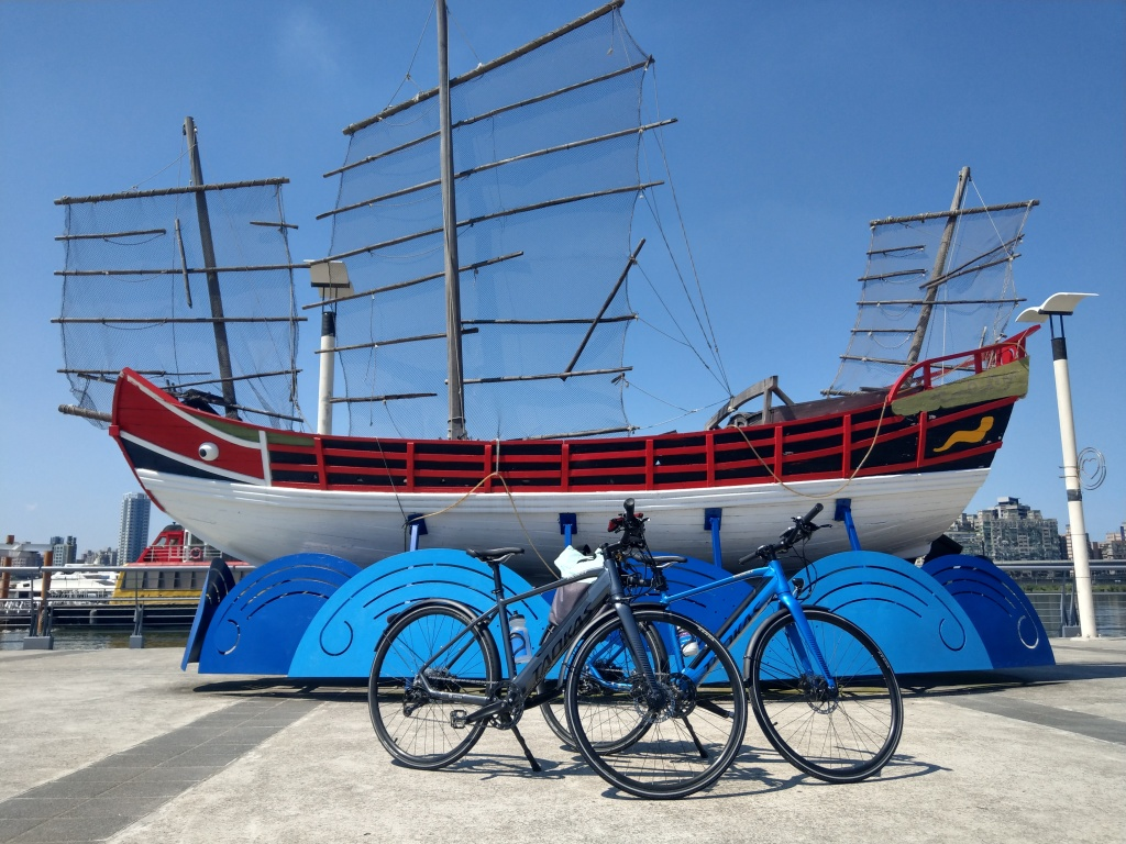 【單車】單車環台北75公里