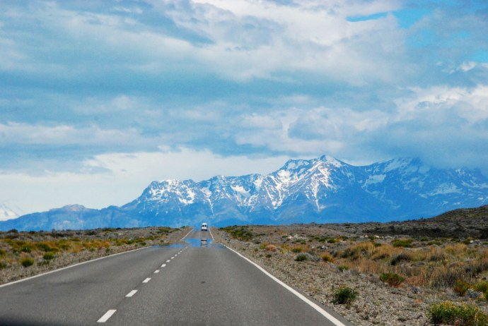 argentina road travel