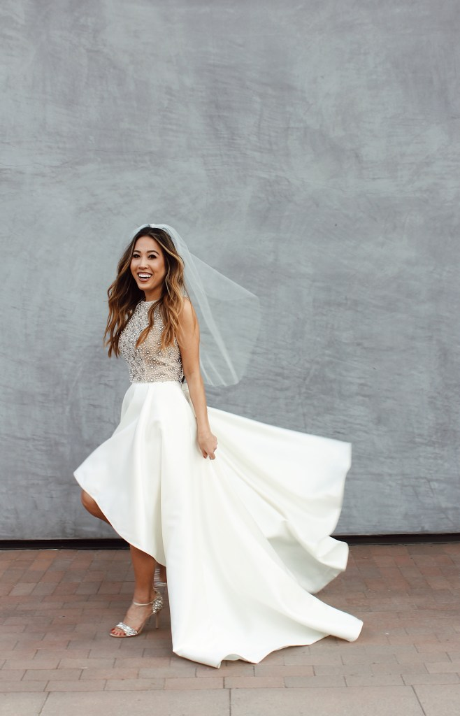 BHLDN at Anthropologie: Bridal looks for every style of bride