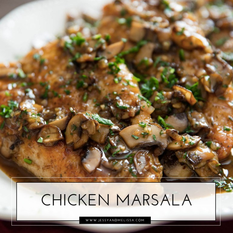 WW Chicken Marsala