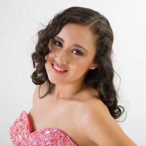 Jessy Ariaz - Sweet Sixteen modeling