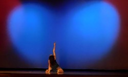 Jessy Ariaz - MHS Dance Wicked Games Solo Cover