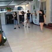 Jessy Ariaz - Maritza Classes with Giselle and Joanna