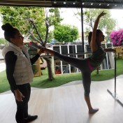 Jessy Ariaz - Maritza Dance Classes
