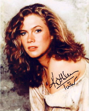 Kathleen Turner, Before