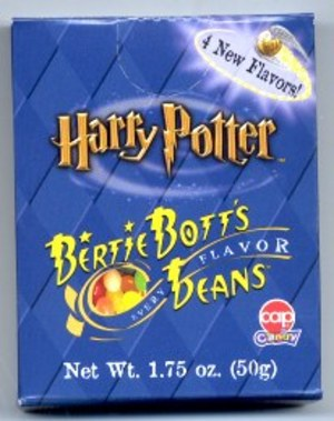 Bertie Botts Every Flavor Beans