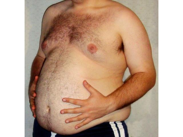 Gruby brzuch