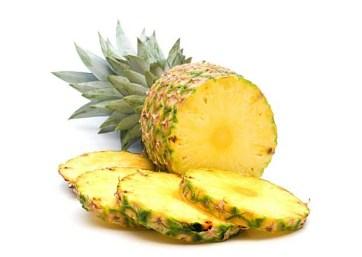 ananas - pyszny i zdrowy