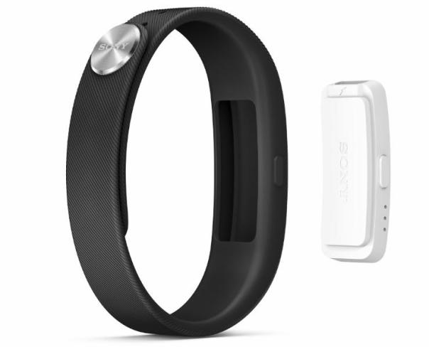 smart band i core sony smartband polska