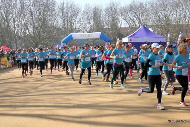 uczestniczki biegu alkala bieg kobiet
