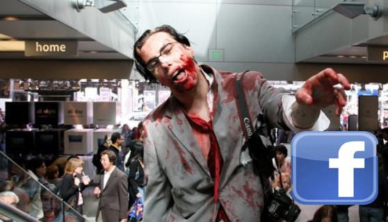 facebook zombie