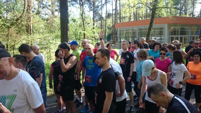 grand prix runexpert tradycyjne pozdrowienia ze startu