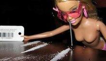 barbie wciąga koks narkotyki jestesmyfajni