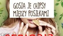 gosia je chipsy między posiłkami sunbites