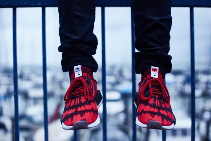 adidas nmd runner spiderman