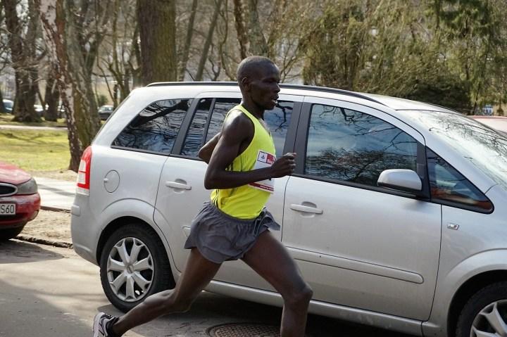 bieg zaślubin kołobrzeg 2016 kenijczyk