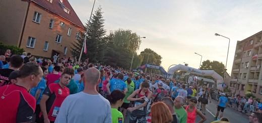 bieg o błękitną wstęgę stargard 2016 przed startem