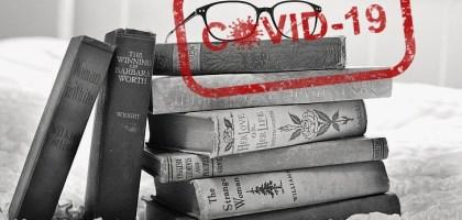 książki koronawirus books covid 19