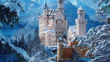 Najpiękniejsze zamki z całego świata – prawie jak z bajki! :)