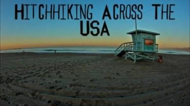 Przejechał autostopem Stany Zjednoczone. Zobaczcie wyjątkowy filmik.