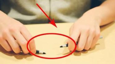 Ci goście zrobili swój bit za pomocą linijki i długopisów. Zobacz jak to zrobili!